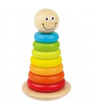 SMILY PLAY Piramidka 18cm